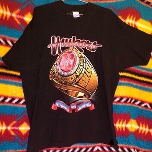 VTG 94 Nebraska Nation Championship t Shirt XL